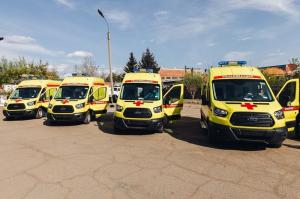 Бурятия направит в Москву заявку минимум на 29 карет «скорой помощи»