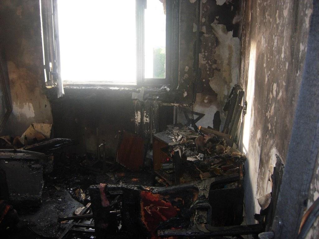 Львів'янка мало не загинула у власній квартирі