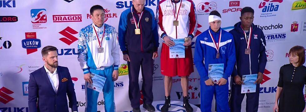 Боксеры из Бурятии завоевали два золота международного турнира в Польше