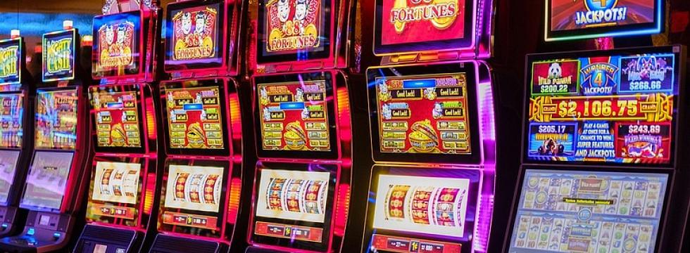 Игровые автоматы зал
