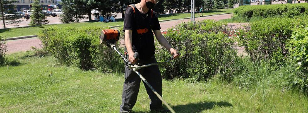 триммер для травы улан удэ