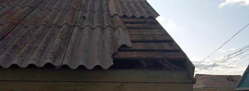 В Бурятии дом многодетной матери чиновники отремонтировали только на бумаге