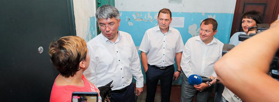 Улан-Удэ увеличит темпы расселения аварийных домов