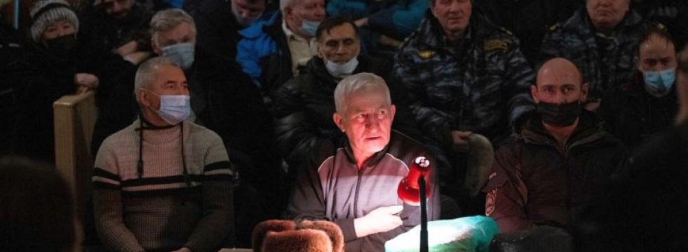 В конфликт Виктора Коротынского с охотниками вмешалась правительственная комиссия